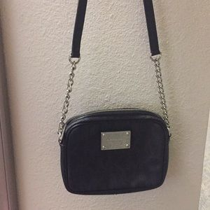 MK logo crossbody purse